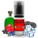 E liquide Red Devil Avap | Fruits rouges Absinthe Réglisse Frais