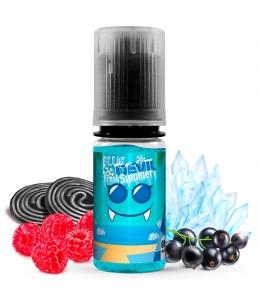 E liquide Blue Devil Fresh Summer Avap   Framboise bleue Cassis Réglisse Extra Frais