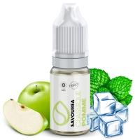 E liquide Pomme Ice Savourea | Pomme Menthe