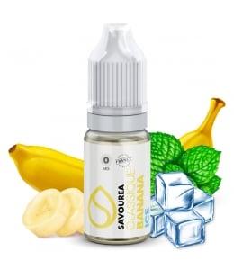 E liquide Banana Ice Savourea | Banane Menthe