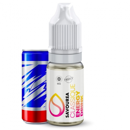 E liquide Energy Drink Savourea | Energy drink