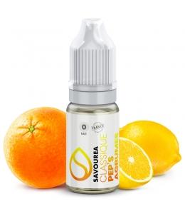 E liquide Pep's Agrumes Savourea | Orange Citron