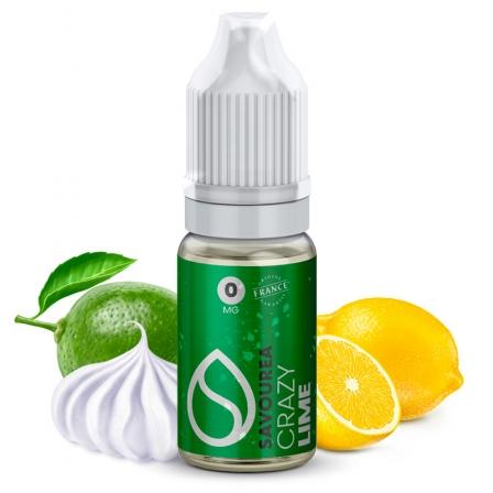 E liquide Crazy Lime | Citron jaune Citron vert Meringue