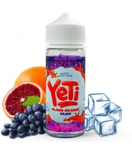 E liquide Blood Orange Grape Yeti 100ml