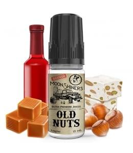 E liquide Old Nuts Moonshiners | Liqueur Nougat Noisette Caramel