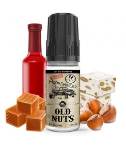 E liquide Old Nuts Sel de Nicotine Moonshiners | Sel de Nicotine