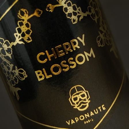 eliquide cherry blossom 30ml vaponaute cerise griotte framboise pistache cr me d 39 amandes violette. Black Bedroom Furniture Sets. Home Design Ideas