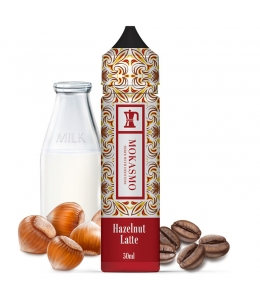E liquide Hazelnut Latte Mokasmo Aisu 50ml