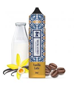E liquide Vanilla Latte Mokasmo Aisu 50ml