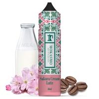 Sakura Cream Latte Mokasmo Aisu