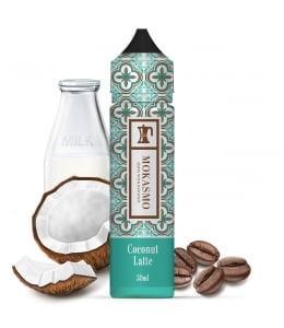 E liquide Coconut Latte Mokasmo Aisu 50ml