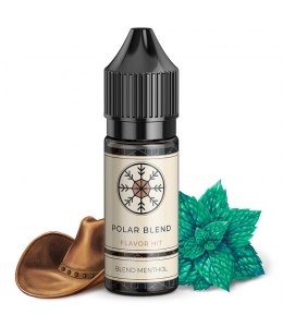 E liquide Polar Blend Flavor Hit | Tabac Menthol
