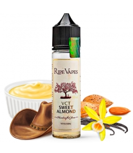 E liquide VCT Sweet Almond Ripe Vapes 50ml