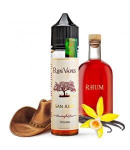 E liquide San Juan Ripe Vapes 50ml