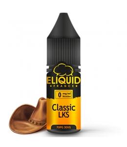 E liquide Classic LKS eLiquid France | Tabac blond