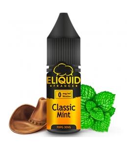E liquide Classic Mint eLiquid France | Tabac Menthe