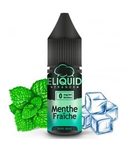 E liquide Menthe Fraîche eLiquid France | Menthe Frais