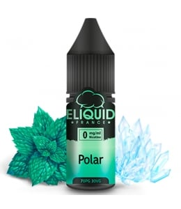 E liquide Polar eLiquid France | Menthe polaire Extra frais