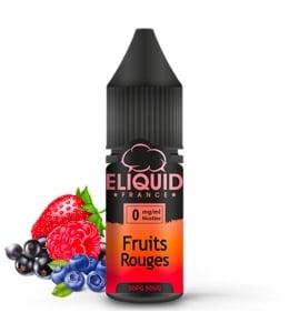 E liquide Fruits Rouges eLiquid France | Fruits rouges