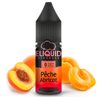 Pêche Abricot eLiquid France