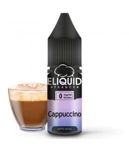 E liquide Cappuccino eLiquid France | Café Crème