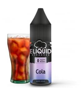 E liquide Cola eLiquid France | Cola
