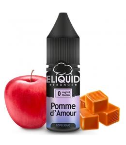 E liquide Pomme d'amour eLiquid France | Pomme Caramel