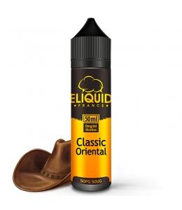 E liquide Classic Oriental eLiquid France 50ml