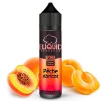 E liquide Pêche Abricot eLiquid France 50ml