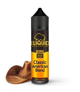 E liquide Classic American Blend eLiquid France 50ml