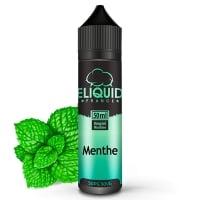 E liquide Menthe eLiquid France 50ml
