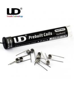 Coils pré-montées 0,5Ω 24GA (0.50mm)