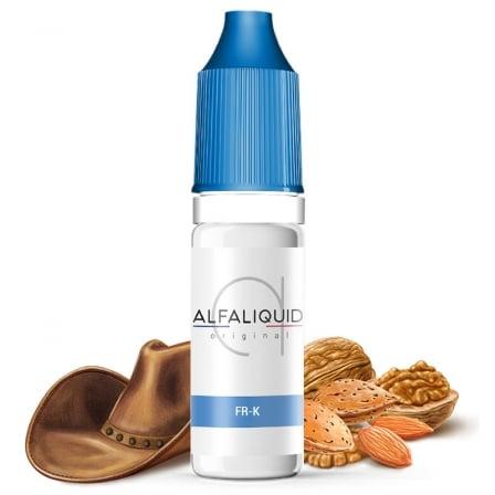 E liquide FR-K Alfaliquid | Tabac blond Fruits à coque