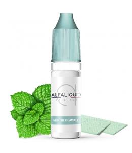 E liquide Menthe glaciale Alfaliquid | Menthe Chewing-gum