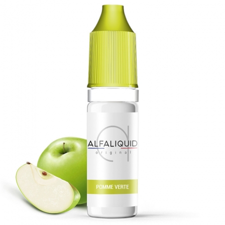 E liquide Pomme verte Alfaliquid | Pomme verte