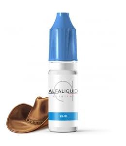 E liquide FR-W Alfaliquid | Tabac blond