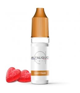 E liquide Candy Fraise Alfaliquid | Bonbon Fraise