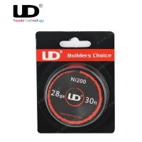 Nickel Ni200 0.25 mm 30GA Fil non résistif UD