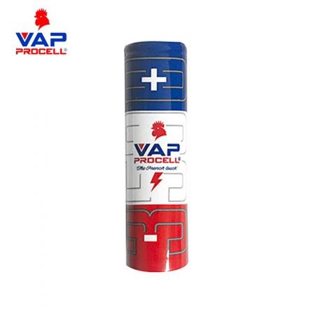Accu Vap Procell 18650 3500 mAh 25A, Batterie 18650 Vap Procell
