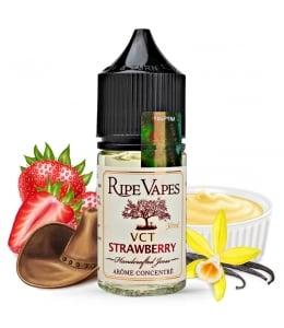 Concentré VCT Strawberry Ripe Vapes Arome DIY