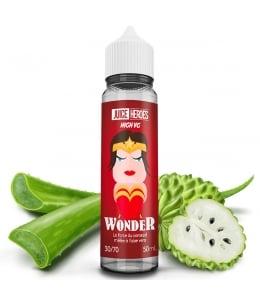 E liquide Wonder Juice Heroes 50ml