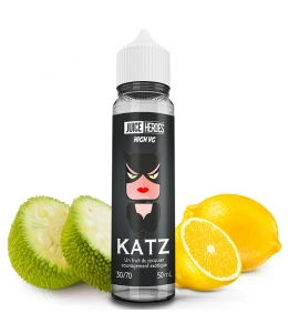 E liquide Katz Juice Heroes 50ml