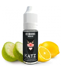 E liquide Katz Juice Heroes | Jackfruit Citron