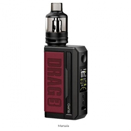 Kit Drag 3 VOOPOO | Cigarette electronique Drag 3