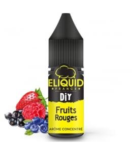 Concentré Fruits Rouges eLiquid France Arome DIY