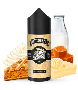 Buttermilk Pie Primitive Vapor