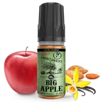 Big Apple Sel de Nicotine Moonshiners