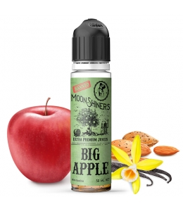 E liquide Big Apple Moonshiners 60ml