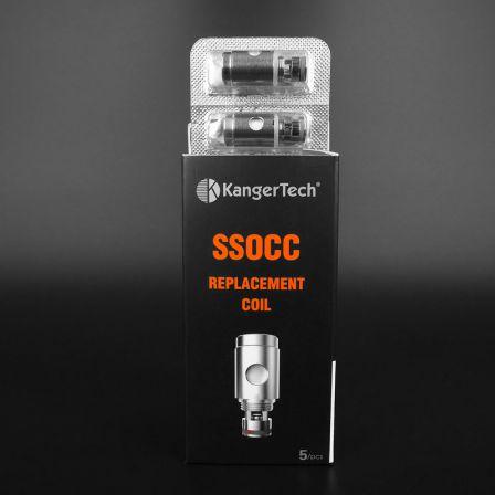 Pack 5 Résistances / mèches SSOCC pour Subtank, Toptank, Nebox - Kanger Tech