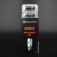 Pack 5 Résistances SSOCC Kanger